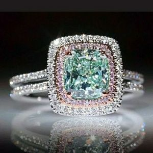 CZ Diamond ring